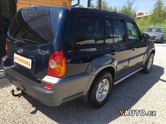 Prodám Hyundai Terracan 2,9 CRDi 120kw