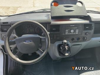 Prodám Ford Transit 2,2 TDci 6 míst 85kw