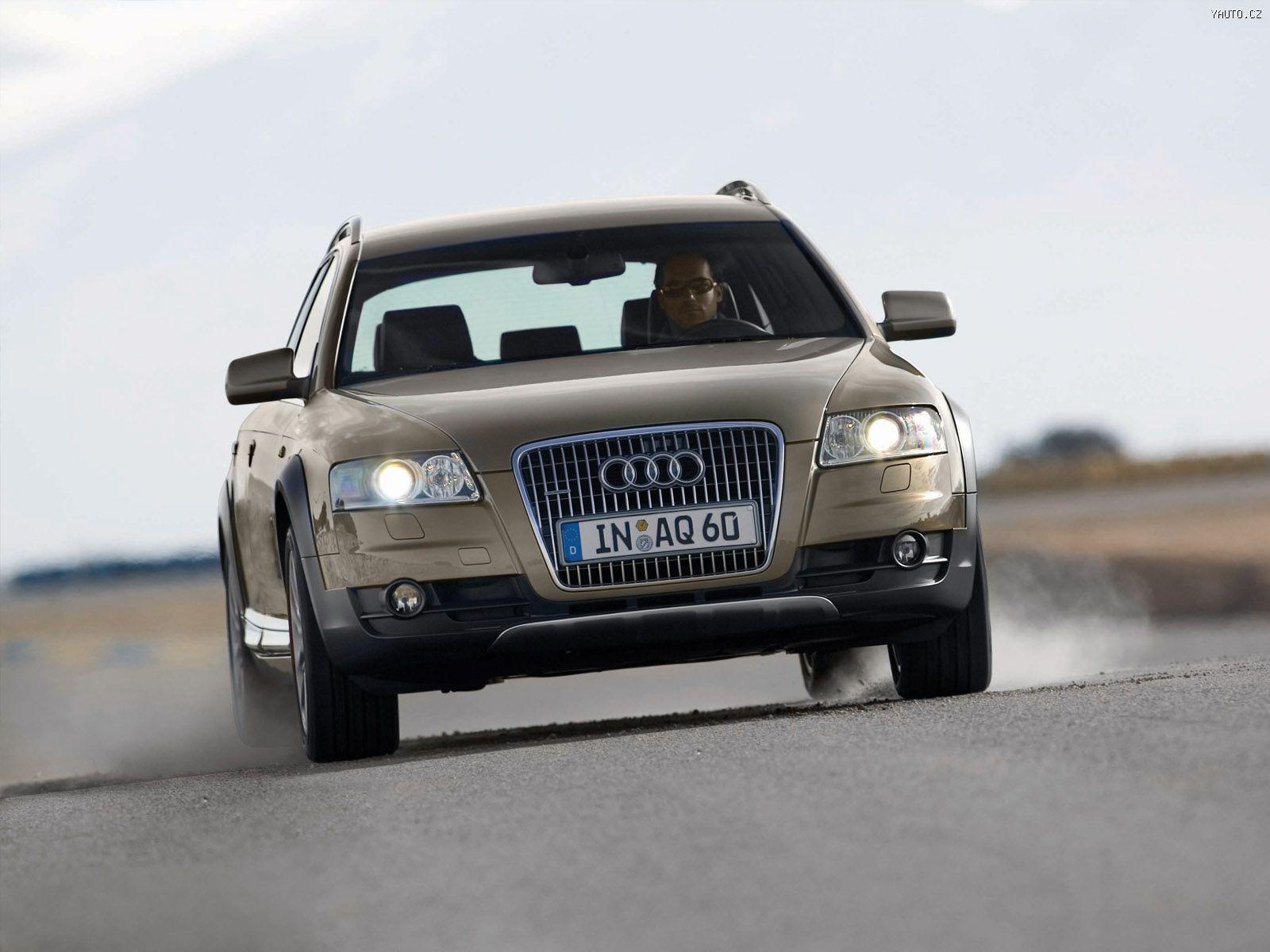 Audi A6 Allroad Quattro 2006 Auta Na Plochu Tapety Na Plochu Wallpapers