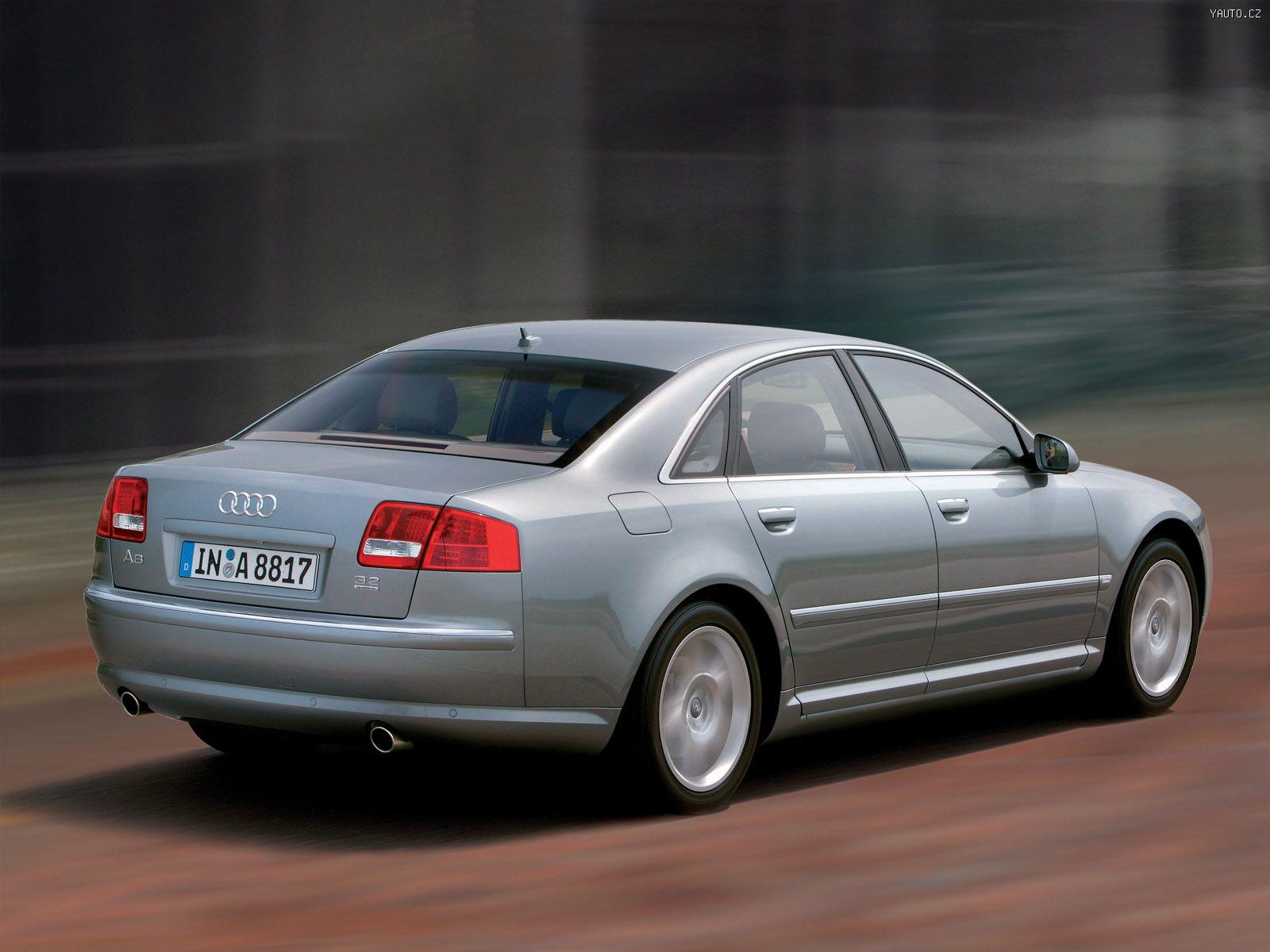 Audi A8 2005 Auta Na Plochu Tapety Na Plochu Wallpapers