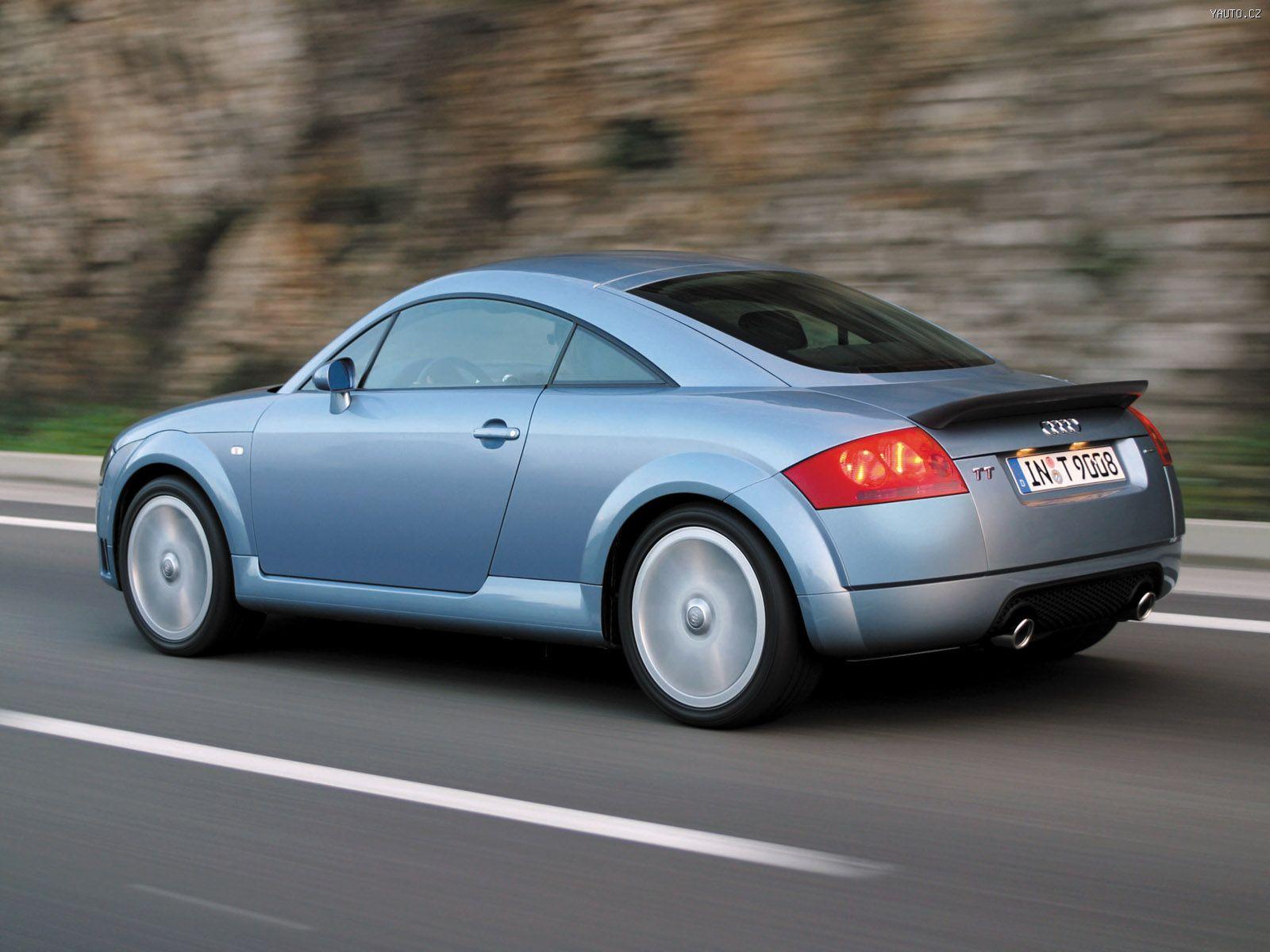 Audi Tt 2003 Auta Na Plochu Tapety Na Plochu Wallpapers