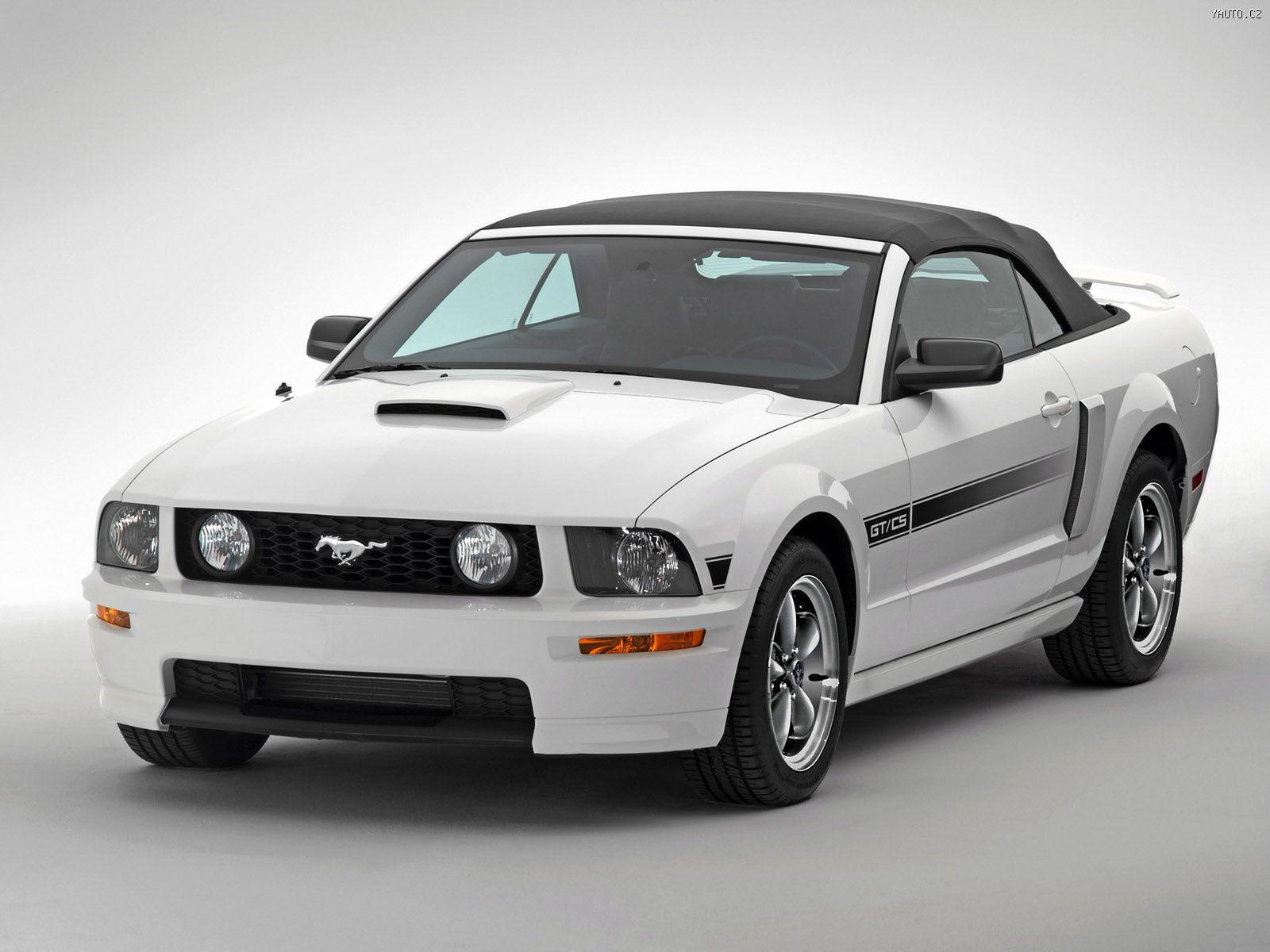 Ford Mustang Gt 2006 Auta Na Plochu Tapety Na Plochu