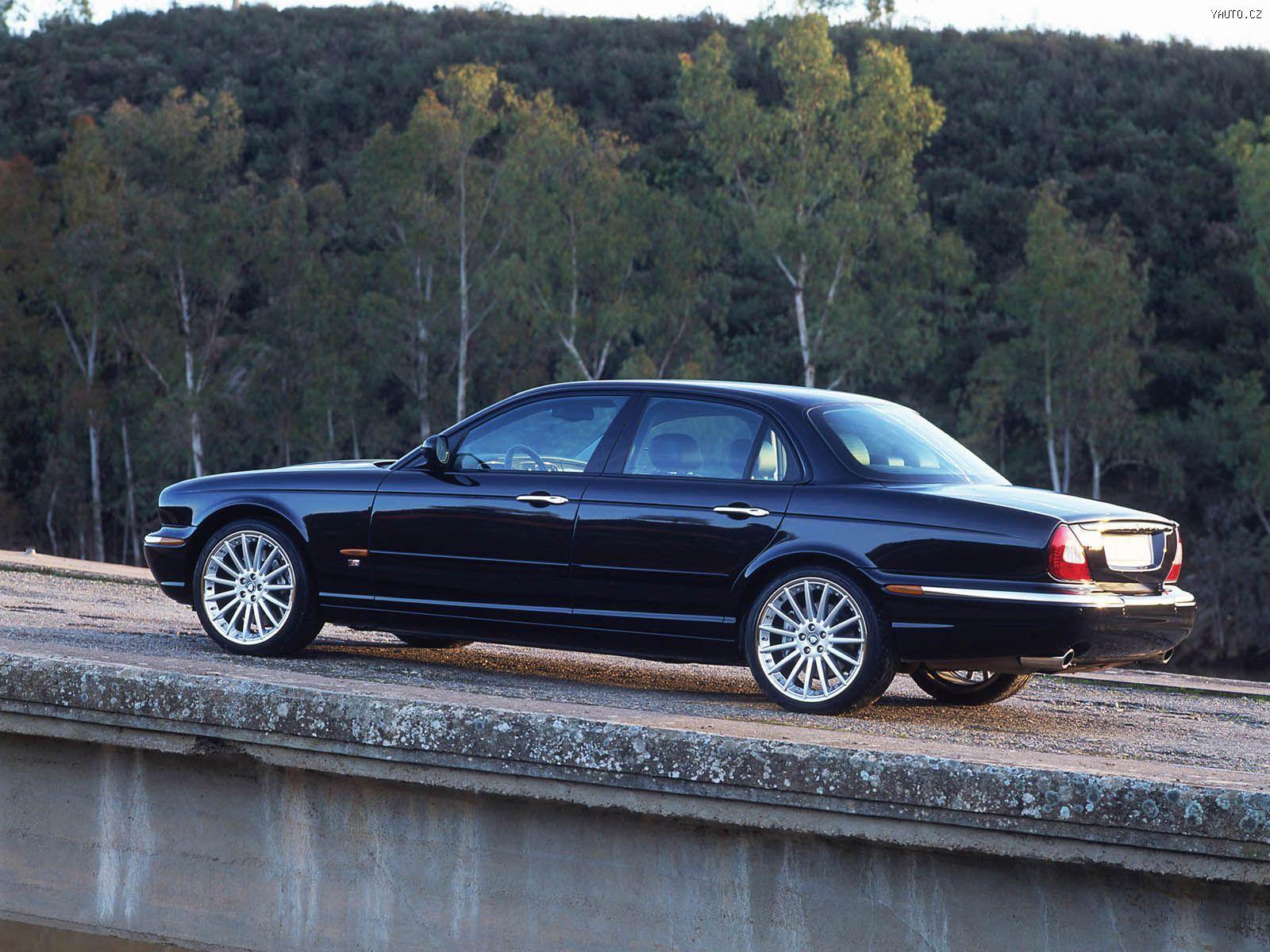 Jaguar Xj Auta Na Plochu Tapety Na Plochu Wallpapers