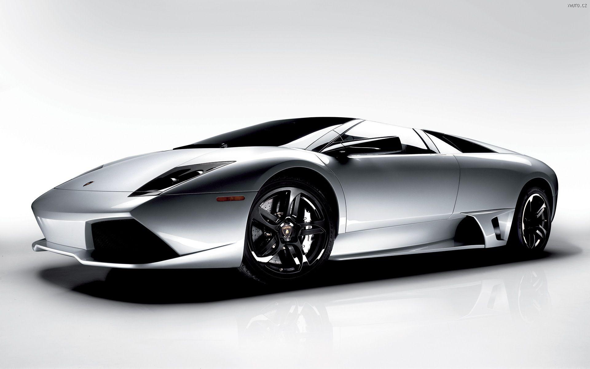 Lamborghini Murcielago LP640 Roadster Auta Na Plochu