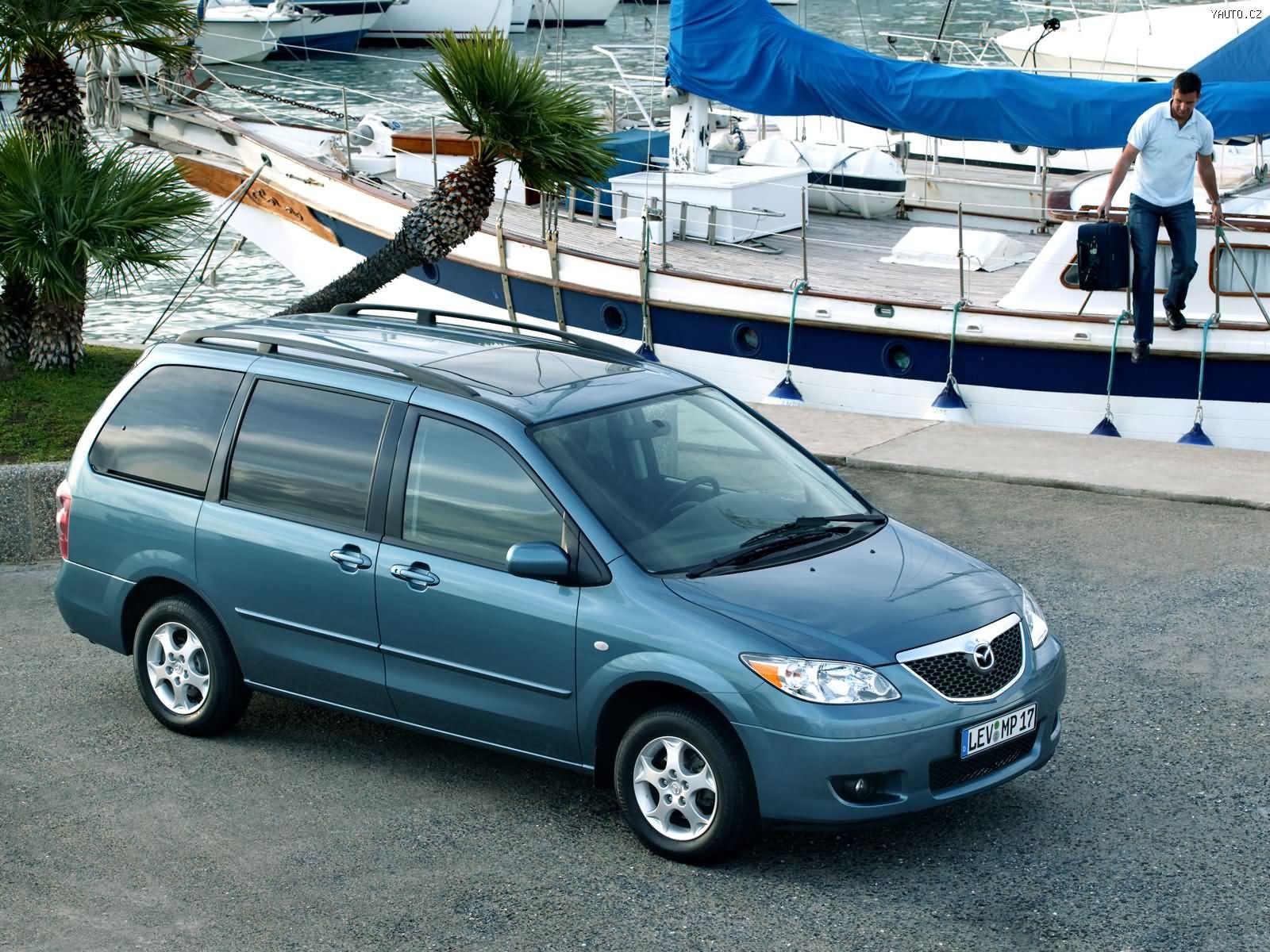 Mazda >> Mazda MPV (2004) Auta na plochu, tapety na plochu, wallpapers