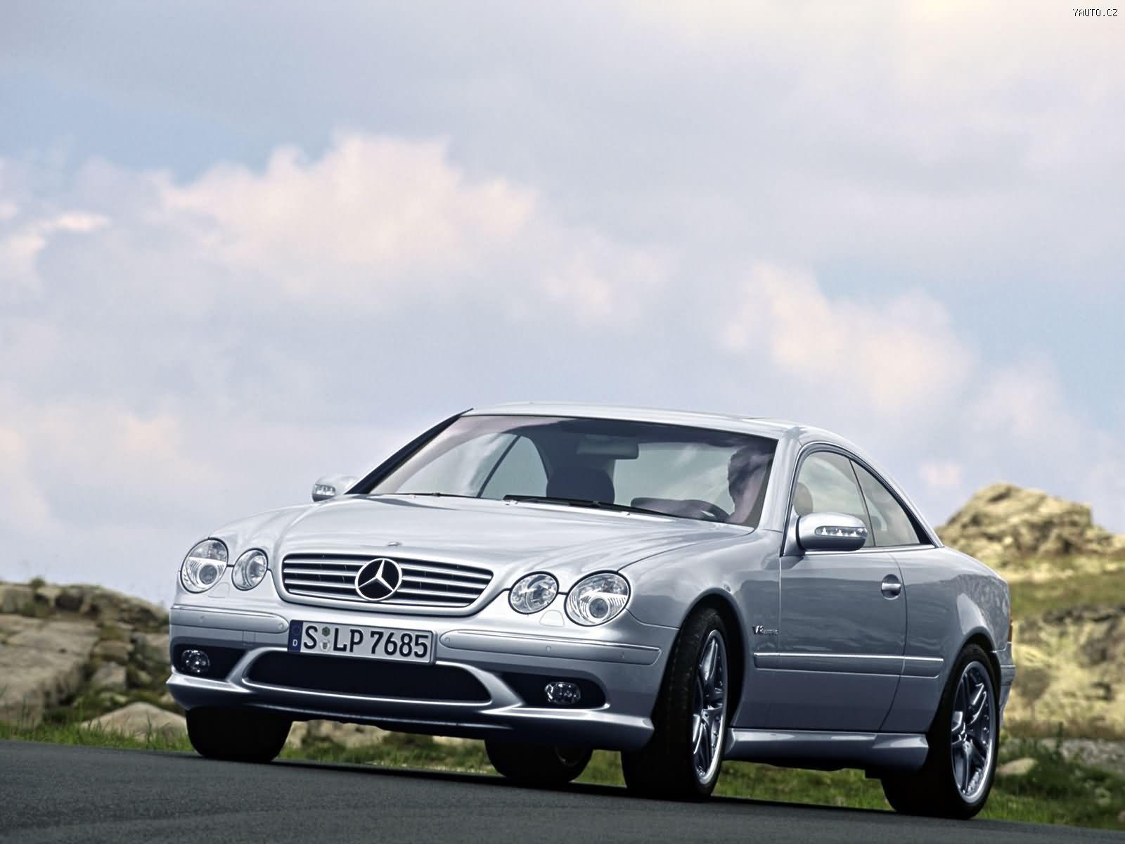 Mercedes benz cl65 amg 2003 auta na plochu tapety na for Mercedes benz cl65