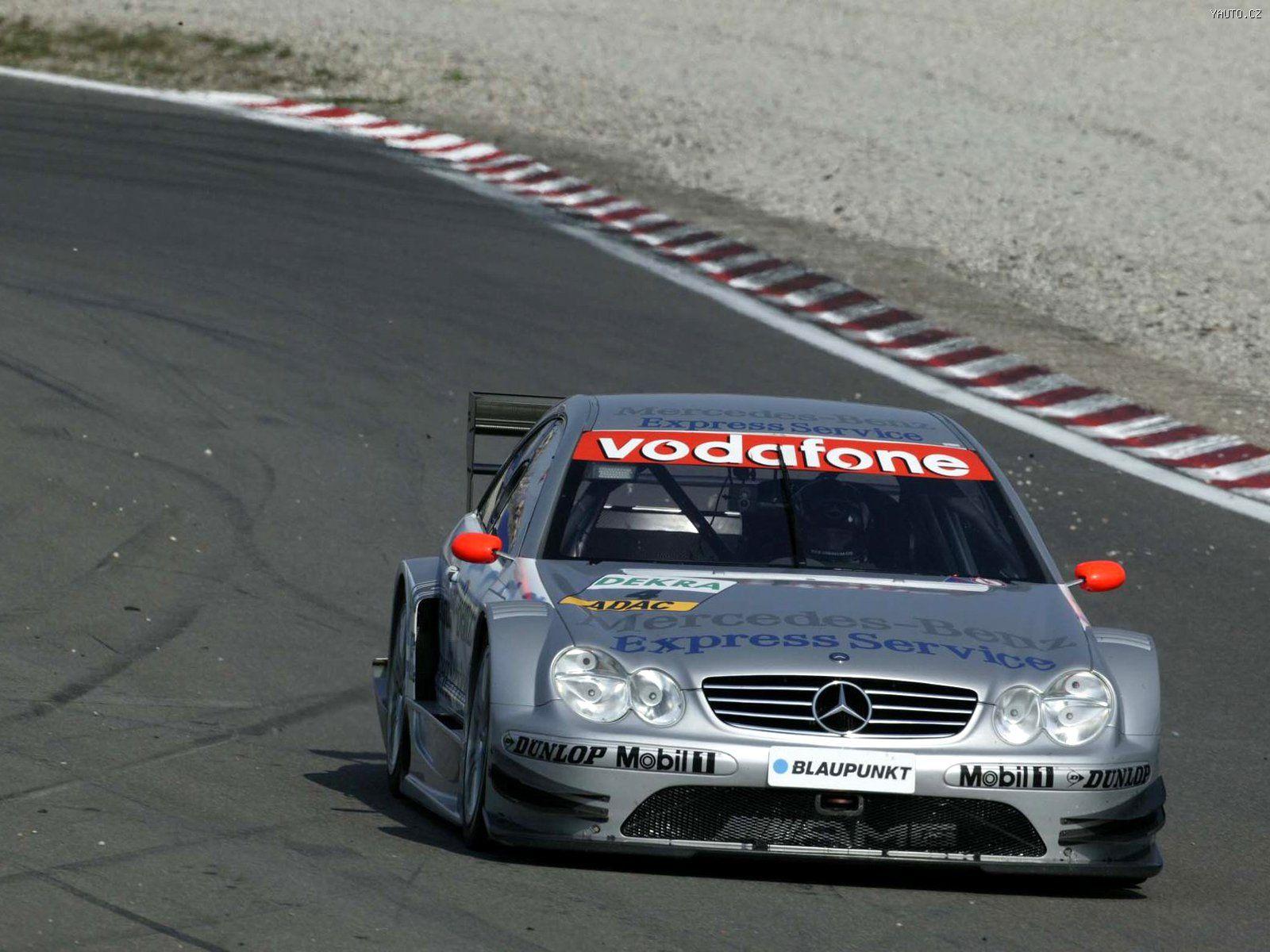 Mercedes benz clk dtm auta na plochu tapety na plochu for Mercedes benz clk dtm