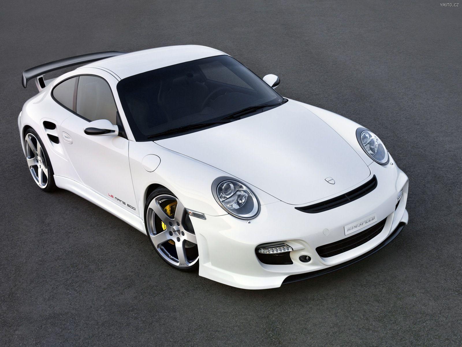 Porsche 911 Turbo Lemans Auta Na Plochu Tapety Na Plochu