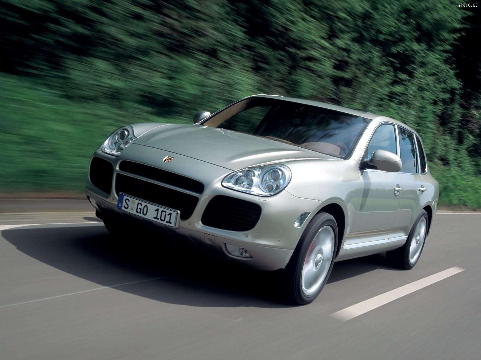 Porsche Cayenne 2003 Auta Na Plochu Tapety Na Plochu