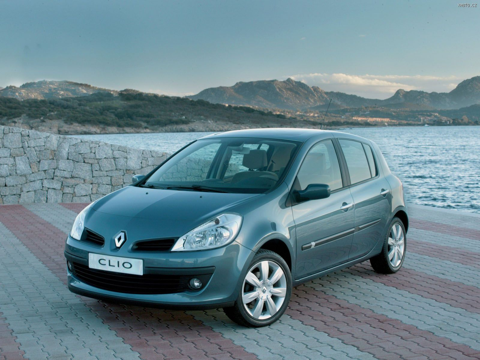 renault clio ii 2005 auta na plochu tapety na plochu wallpapers. Black Bedroom Furniture Sets. Home Design Ideas
