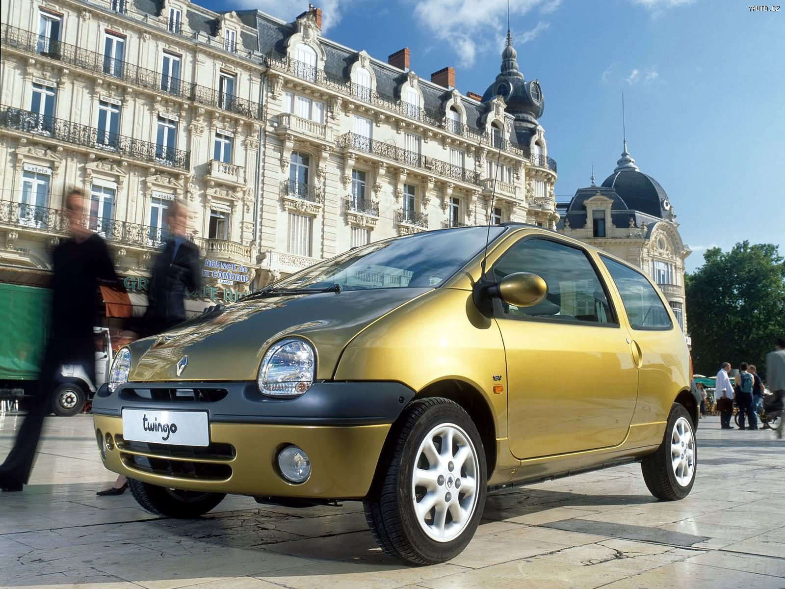 renault twingo 2002 auta na plochu tapety na plochu wallpapers. Black Bedroom Furniture Sets. Home Design Ideas