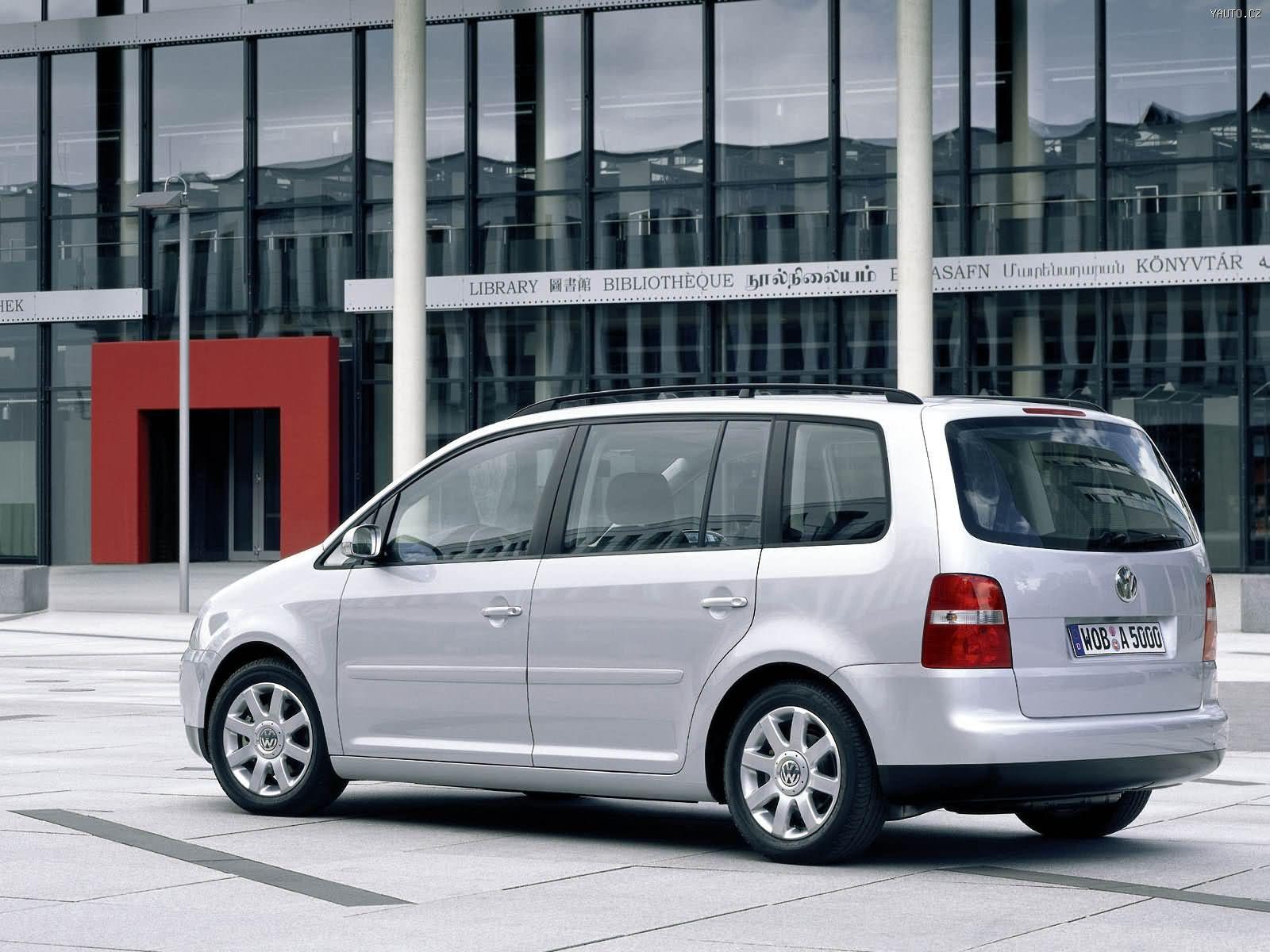 Kia Of Orlando >> VW Touran (2003) Auta na plochu, tapety na plochu, wallpapers