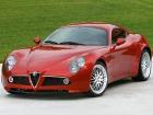 Alfa Romeo 8c Competizione (2006)
