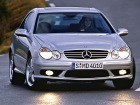 Mercedes Benz CLK 55