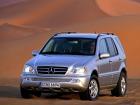 Mercedes Benz M Class