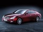Mercedes Benz Vision CLS concept (2003)